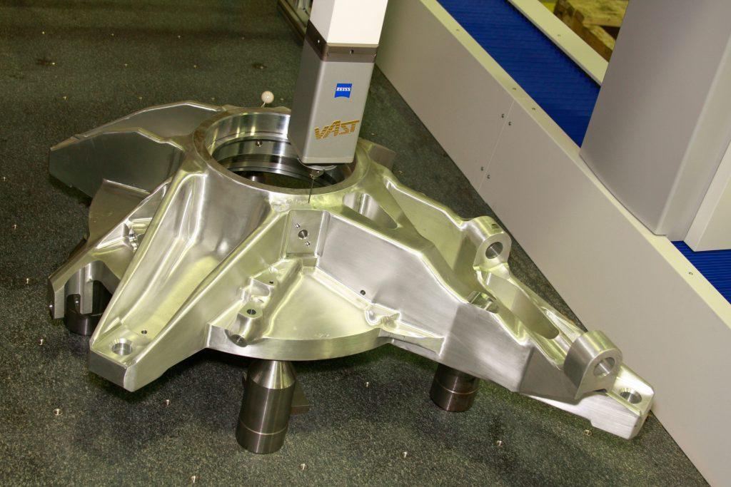 Aerospace & Defense parts   Main Transmission Hub