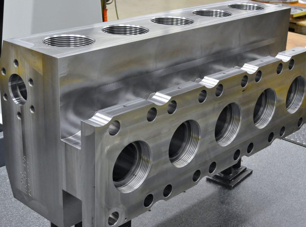 Acme OEM Energy parts | Quintiplex Fluid End