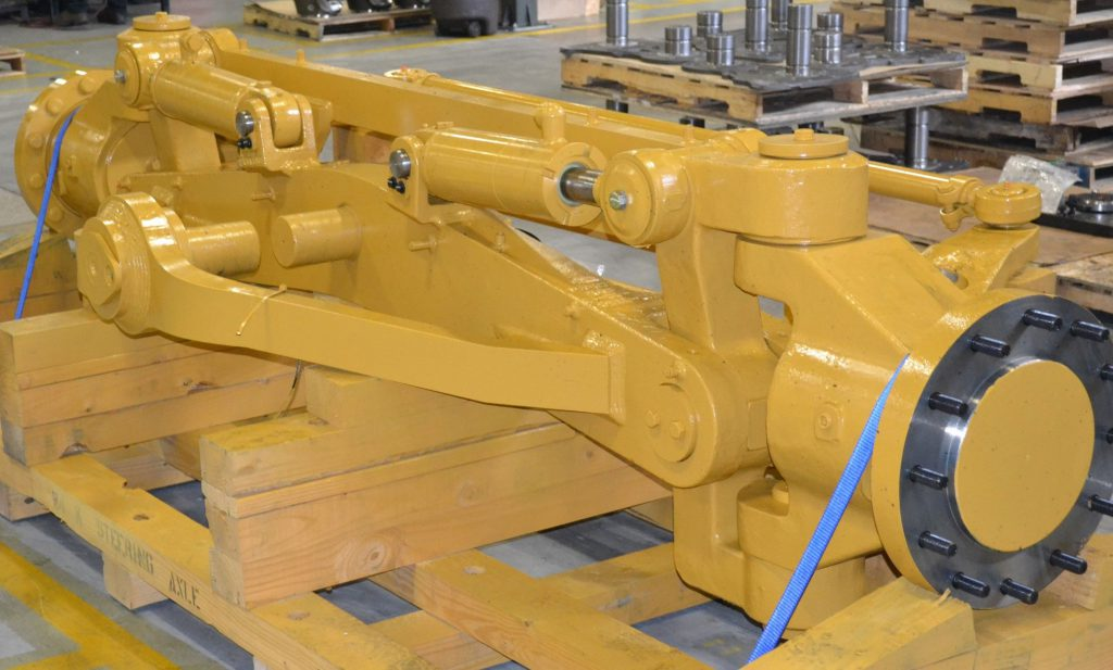 Acme OEM Mining parts | Motor Grader Front Axle Assembly